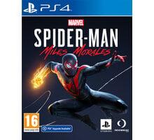 Marvel's Spider-Man: Miles Morales (PS4) Elektronické předplatné deníku Sport a časopisu Computer na půl roku v hodnotě 2173 Kč + O2 TV Sport Pack na 3 měsíce (max. 1x na objednávku)
