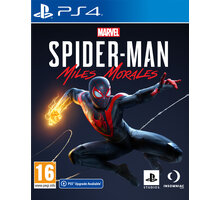 Marvel's Spider-Man: Miles Morales (PS4) - PS719817420