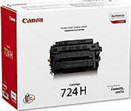 Canon CRG-724H, černý