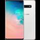 Samsung Galaxy S10+, 12GB/1024GB, Ceramic bílá  + Sluchátka AKG Y500 (černá) v hodnotě 3 999 Kč + Půlroční předplatné magazínů Blesk a iSport.cz v hodnotě 2268 Kč + Youtube Premium na 4 měsíce zdarma