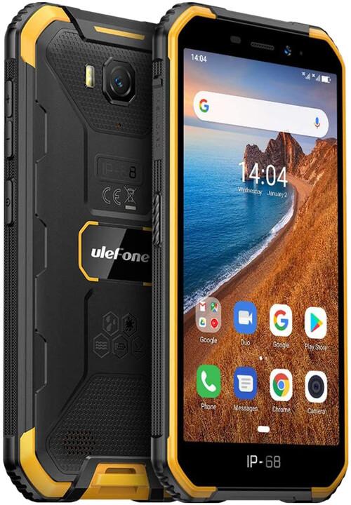 UleFone Armor X6, 2GB/16GB, Orange