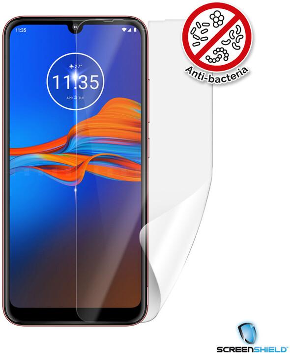 Screenshield ochranná fólie Anti-Bacteria pro Motorola Moto E6 Plus