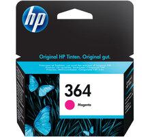 HP CB319EE, č. 364, purpurová