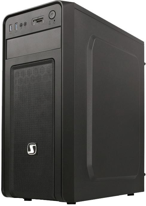 CZC konfigurovatelné PC OFFICE - Core i3, černá
