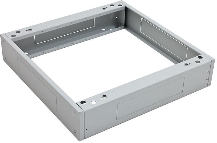 Triton podstavec pod rack RAC-PO-X68-XN, 600x800mm, s filtrem, šedý