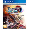 The Legend of Heroes:Trails of Cold Steel IV - Frontline Edition (PS4)