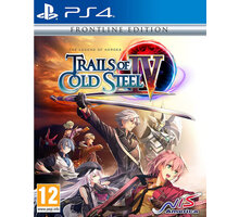 The Legend of Heroes:Trails of Cold Steel IV - Frontline Edition (PS4) - B087X67KBN