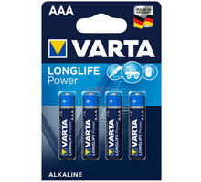 VARTA baterie Longlife Power AAA, 4ks - 4903121414