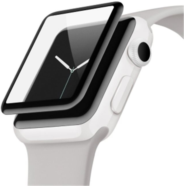 Belkin ScreenForce InvisiGlass ochranné sklo pro Apple Watch Series2 E/E (38 mm)