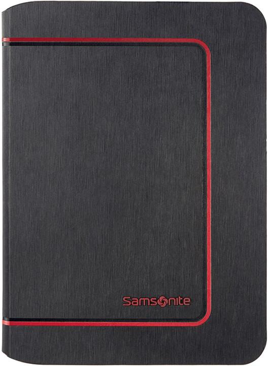 Samsonite Tabzone - COLOR FRAME-iPAD AIR 2, černo/červená