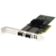 Dell LAN karta 2x100/1000/10000 SFP+ - Broadcom 57412, PCIe, full profile