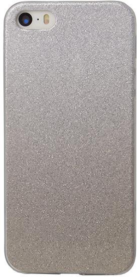 EPICO pouzdro pro iPhone 5/5S/SE GRADIENT - stříbrný