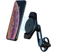 Scosche držák do ventilátoru Freeflow, magnetický, bezdrátové nabíjení, Qi, 10W, černá