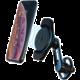 Scosche držák do ventilátoru Freeflow, magnetický, bezdrátové nabíjení, Qi, 10W, černá O2 TV Sport Pack na 3 měsíce (max. 1x na objednávku)