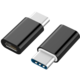 Gembird CABLEXPERT adaptér USB Type-C redukce na microUSB (CM/mF)
