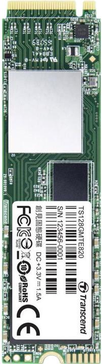 Transcend MTE820, M.2 - 128GB