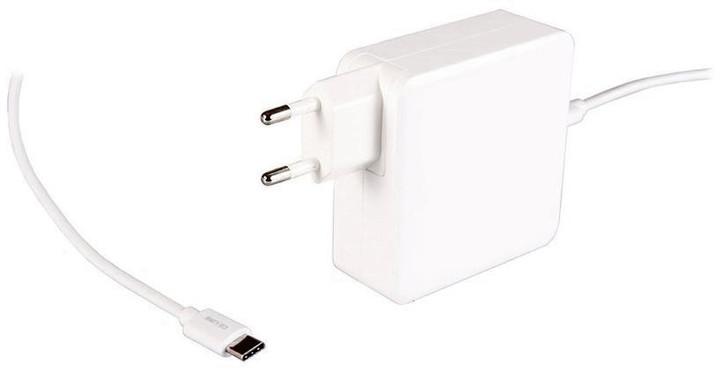 Patona Napájecí adaptér k NTB 5V-20V konektor USB Typu C, bílá
