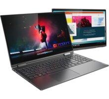 Lenovo Yoga C740-15IML, šedá + dotykové pero  + 100Kč slevový kód na LEGO (kombinovatelný, max. 1ks/objednávku) + Servisní pohotovost – vylepšený servis PC a NTB ZDARMA + Lenovo Premium Care + Elektronické předplatné deníku E15 v hodnotě 793 Kč na půl roku zdarma