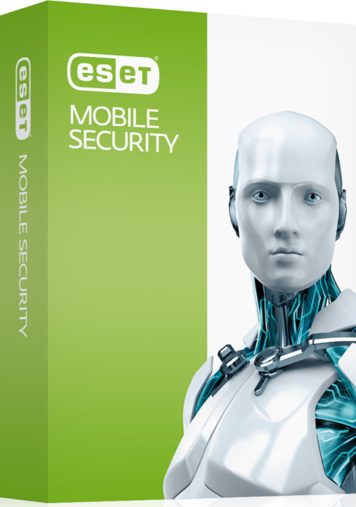 ESET Mobile Security 2 pro 4 zařízení na 1 rok, prodloužení licence