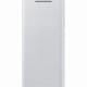 Samsung flipové pouzdro LED View pro Samsung Galaxy Note20 Ultra, stříbrná O2 TV Sport Pack na 3 měsíce (max. 1x na objednávku)