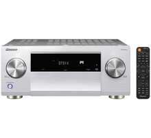 Pioneer VSX-LX504, stříbrná - VSX-LX504-S