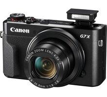 Canon PowerShot G7 X Mark II, černá O2 TV Sport Pack na 3 měsíce (max. 1x na objednávku)