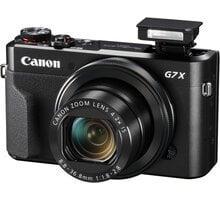 Canon PowerShot G7 X Mark II, černá
