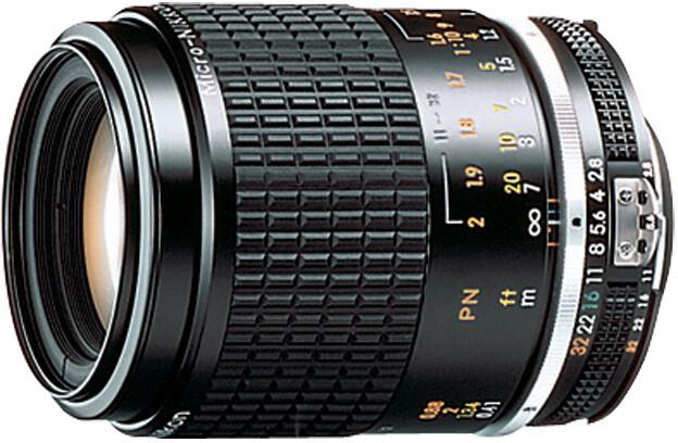 Nikon objektiv Nikkor 105mm f/2.8 Micro A