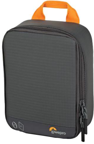 Lowepro pouzdro GearUp Filter Pouch 100, šedá