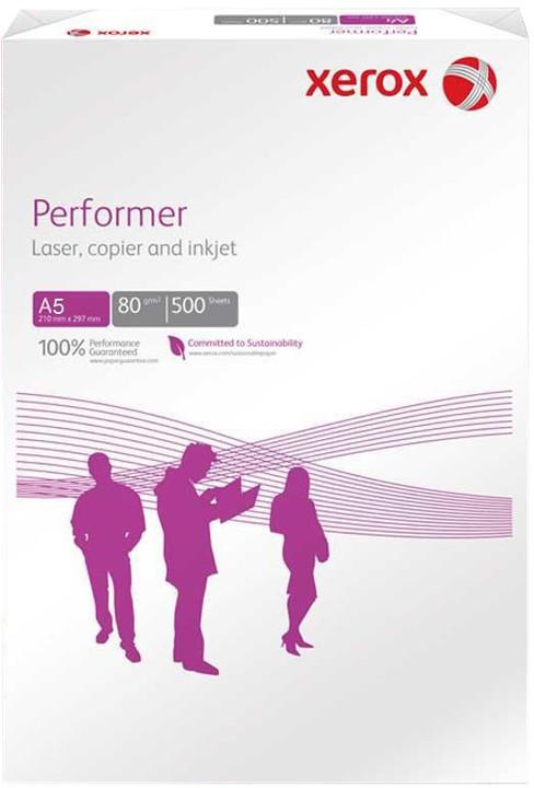 Xerox papír Performer, A5, 500 ks, 80g/m2