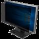 """Targus filtr soukromí pro display 23"""", černá,/průhledná"""