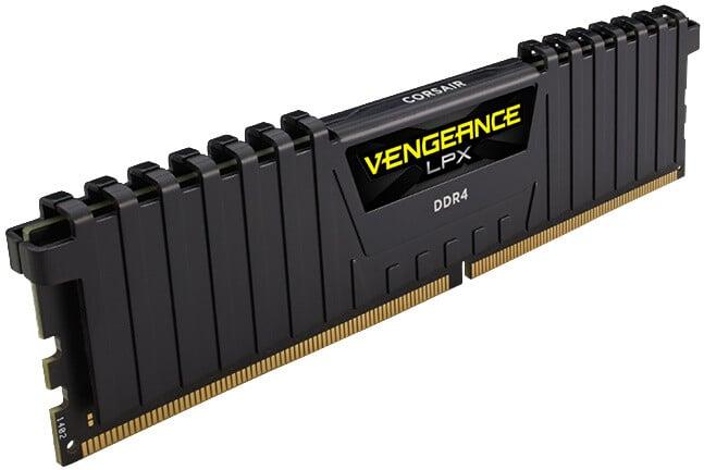 Corsair Vengeance LPX Black 16GB (4x4GB) DDR4 2133 CL13