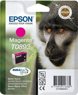 Epson C13T08934010, purpurová