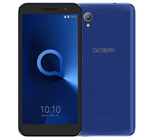 Alcatel 1 2019 (5033F), 1GB/16GB, Metallic Blue - 5033F-2BALE16