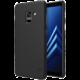 Nillkin Super Frosted zadní kryt pro Samsung A730 Galaxy A8 Plus, Black