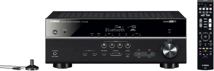 Yamaha HTR-4069, černá