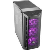 Cooler Master MasterBox MB511 RGB, černá - MCB-B511D-KGNN-RGB