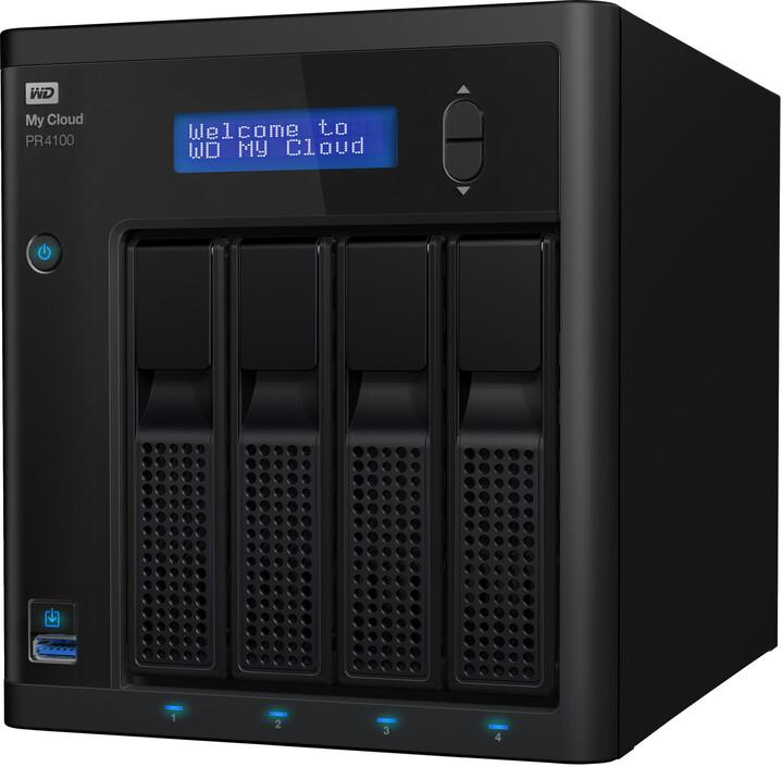 WD My Cloud Pro PR4100 24TB (4x 6TB)
