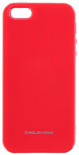 Molan Cano Jelly TPU Pouzdro pro Xiaomi Redmi Note 5A, růžová