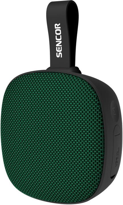 Sencor SSS 1060 NYX Mini, zelená