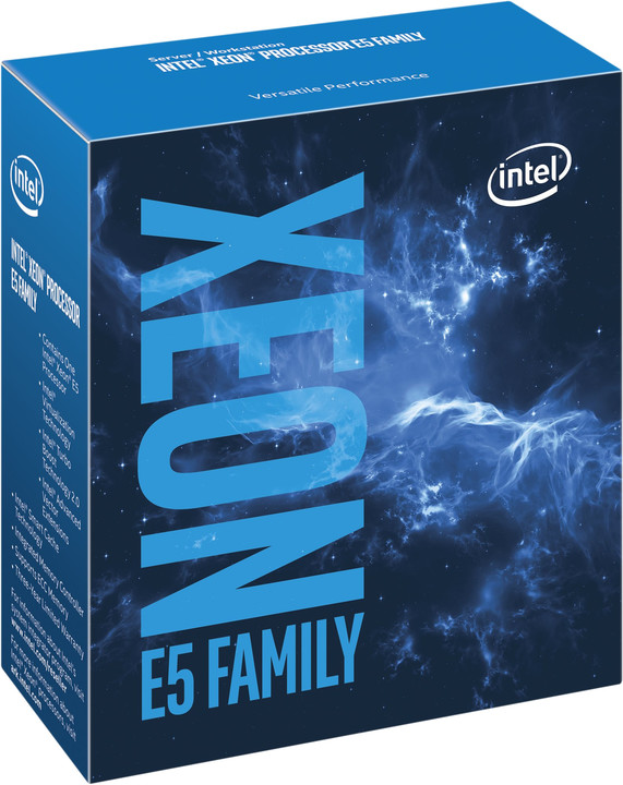 Intel Xeon E5-1650v4