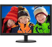"""Philips 223V5LHSB2 FHD - LED monitor 22"""" - 223V5LHSB2/00"""