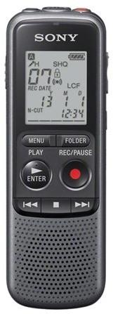Sony ICD-PX240, 4GB, černá