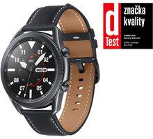 Samsung Galaxy Watch 3 45 mm, Mystic Black - SM-R840NZKAEUE