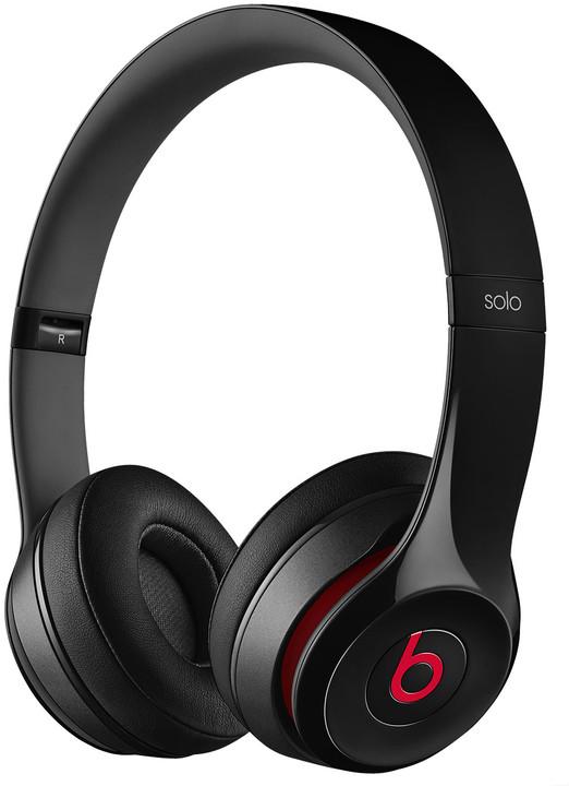 Beats By Dr. Dre Solo2, černá