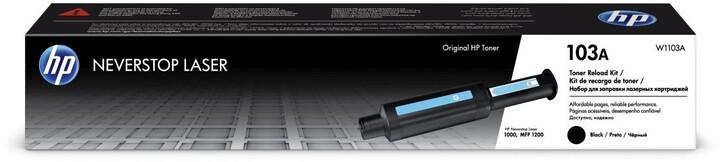 HP W1103A no. 103A (2500 str.), černá