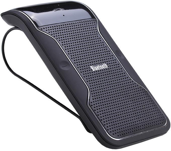 Mobilly Bluetooth Handsfree, černá