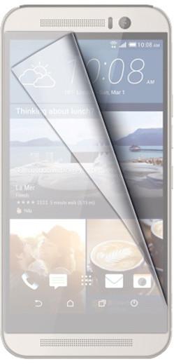 CELLY ochranná fólie pro HTC One M9, lesklá, 2ks