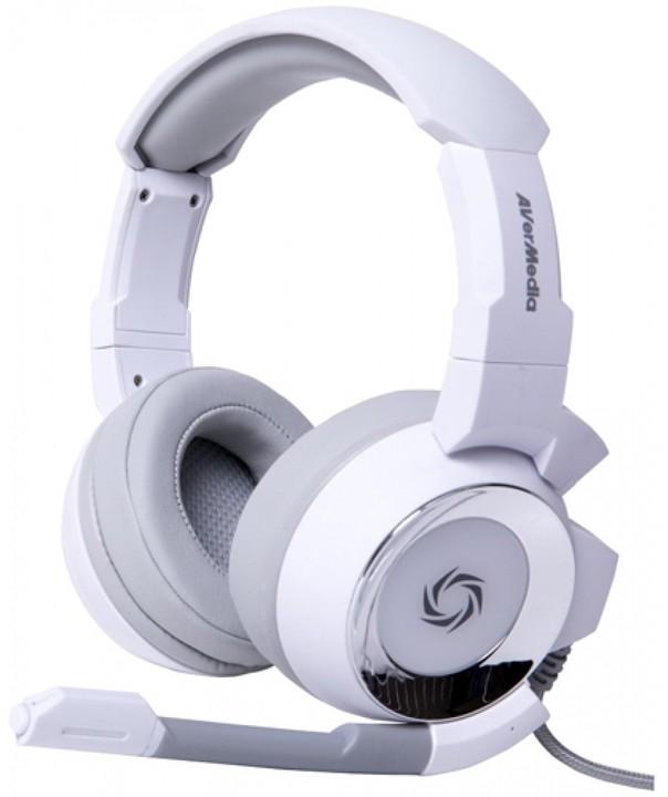 AVerMedia SonicWave GH335, bílá