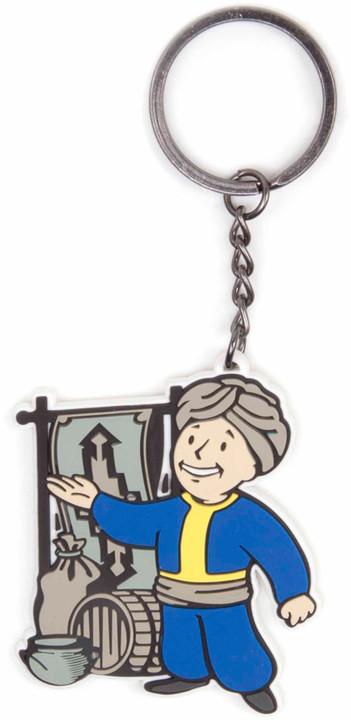 Klíčenka Fallout - Barter Skill